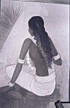 """""""The Waiting"""" -- Painting by Rudrakumar Zha"""