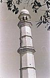 A Minaret of Bibi-ka Makbara