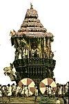 Temple Chariot, Tiruparankundram