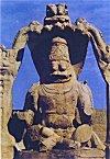 Statue of Ugra-Narasimha