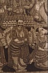 Picture of King Rawana