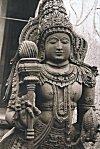 Hoysala Style Gatekeeper