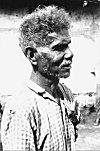 Man Belonging to the Kadu Kuruba Tribe